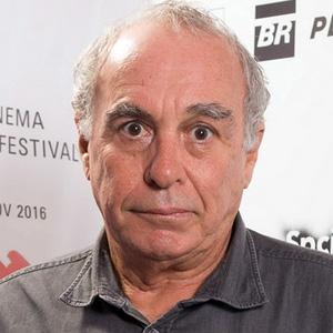 "Júlio Bressane, diretor de ""Beduino"""