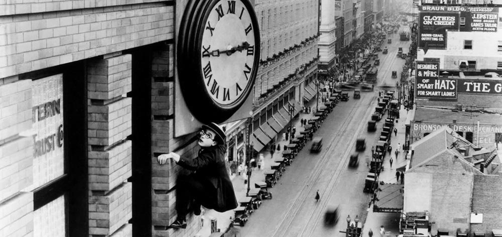 """Mostra exibe """"O Homem Mosca"""", protagonizado por Harold Lloyd, no Ibirapuera"""