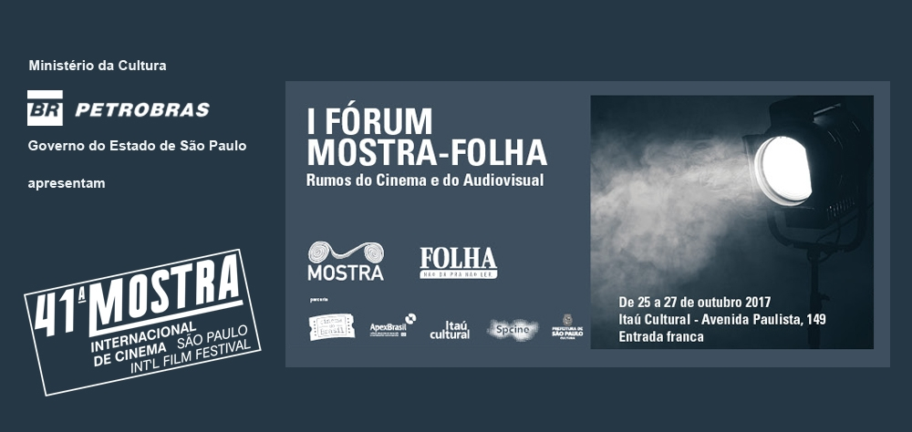 I Fórum Mostra-Folha debate os rumos do cinema e do audiovisual