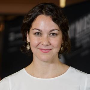 """Catalina Mesa, diretora de """"Jericó, o Infinito Voo dos Dias"""""""