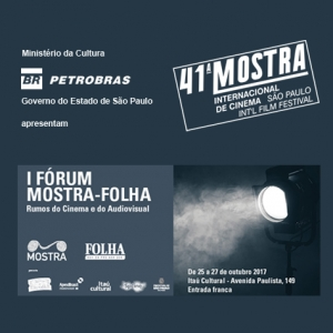 Cinema e linguagem é o tema de abertura do I Fórum Mostra-Folha