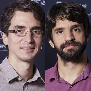 """Caio Cavechini e Carlos Juliano Barros, diretores de """"Cartas para um Ladrão d..."""