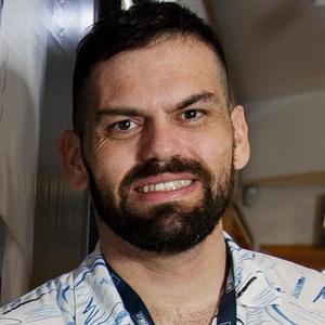 """Adam Keleman, diretor de """"Vida Fácil"""""""
