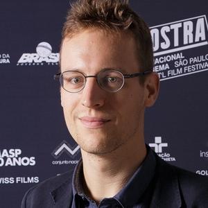 """Felix Giese, diretor de """"O Canto do Cisne"""""""