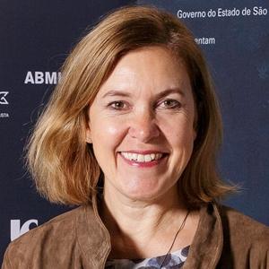 Catherine Ann Berger, diretora-executiva da Swiss Films