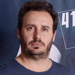 Diego Lerman, membro do Júri