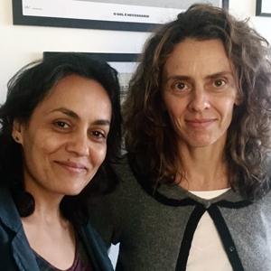 """Joana Mendes da Rocha e Patrícia Rubano, diretoras de """"Tudo É Projeto"""""""