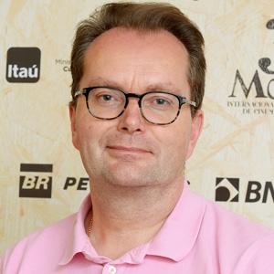 Christof Wehmeier, diretor de festivais do Icelandic Film Centre