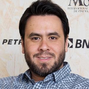 """Celso García, diretor de """"A Estreita Faixa Amarela"""""""