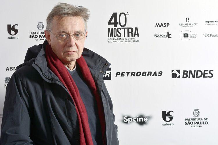 Heinz Emigholz, diretor do filme Bickels [Socialism]