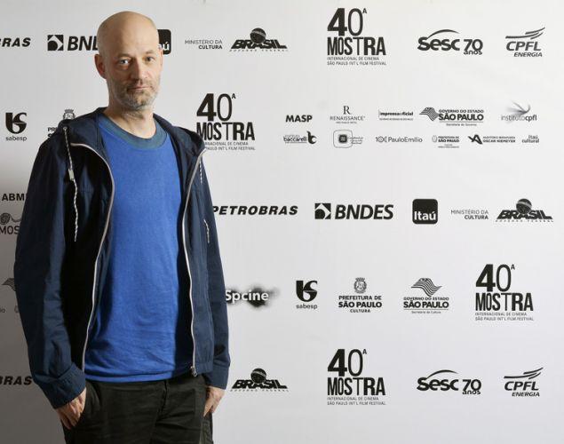 Till Beckmann, fotógrafo e montador do filme Bickels [Socialism], de Heinz Emigholz