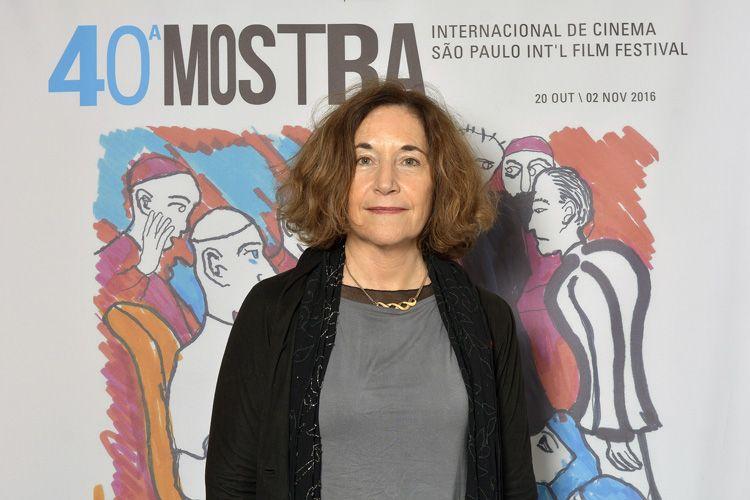 Galia Bar Or, roteirista do filme Bickels [Socialism], de Heinz Emigholz