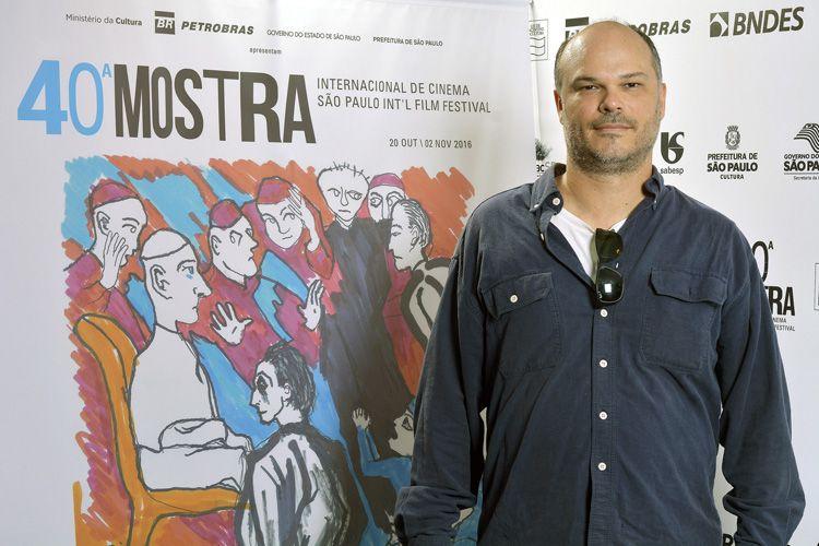 Diogo Dahl, produtor do filme Cinema Novo, de Eryk Rocha