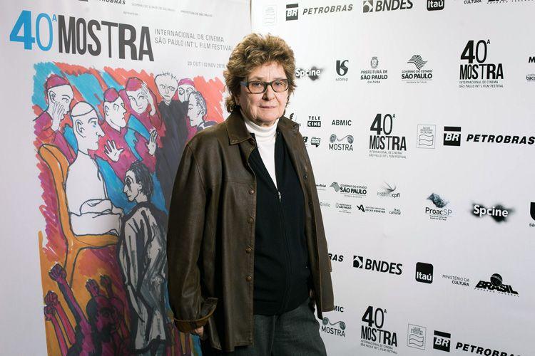 Lita Stantic, produtora de cinema e membro do júri da 40ª Mostra