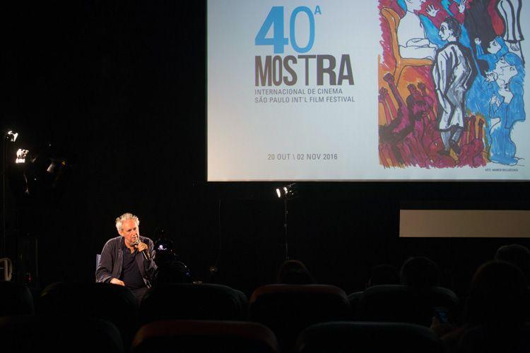 Espaço Itaú de Cinema - Augusta 4 / Memórias do Cinema, com Nicolas Klotz