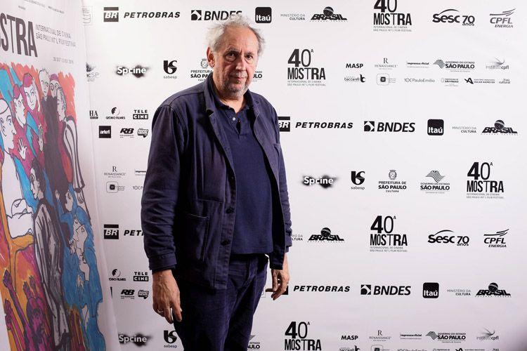 Nicolas Klotz, membro do júri da 40ª Mostra e diretor dos filmes Mata Atlântica e Sexta-feira 13