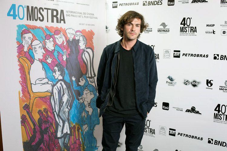 Miguel Nunes, ator do filme Cartas da guerra