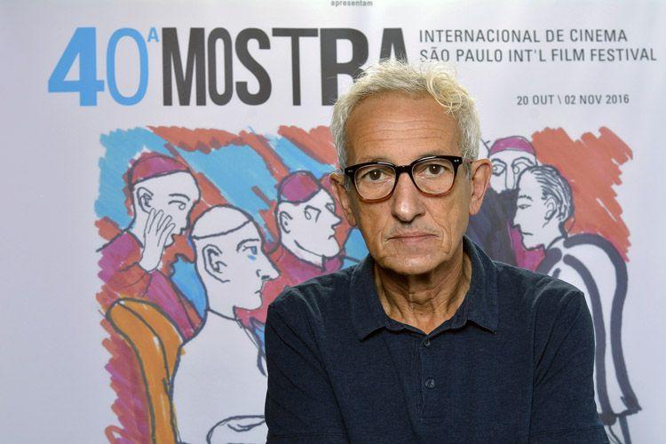 João Botelho, diretor do filme O cinema, Manoel de Oliveira e eu