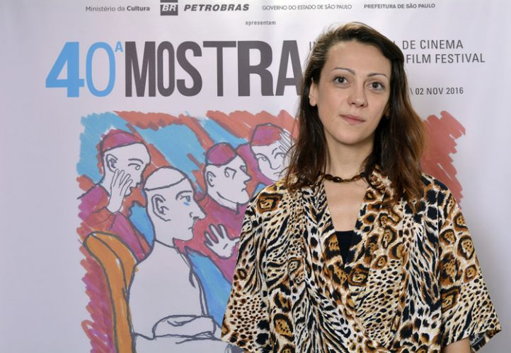 Melissa Dullius, diretora do filme Muito romântico