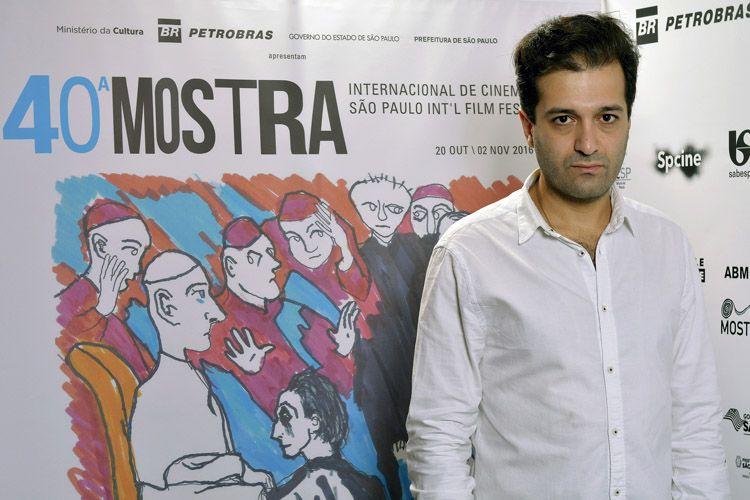 Gustavo Jahn, diretor do filme Muito romântico