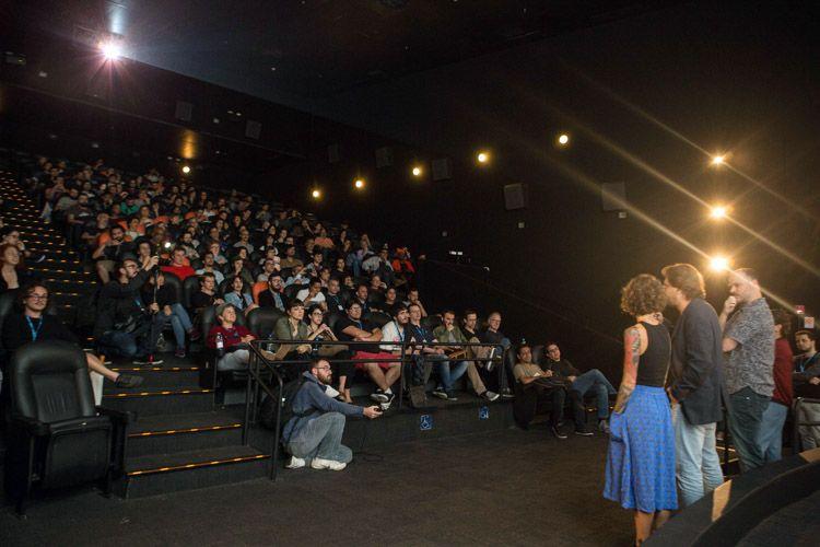 Espaço Itaú de Cinema - Frei Caneca 2 / Encontro Sobre Cinema Novo