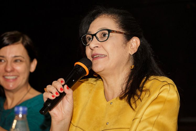 Espaço Itaú de Cinema – Augusta 3  /  Rosana Paulo da Cunha, Gerente de Ação Cultural do SESC São Paulo