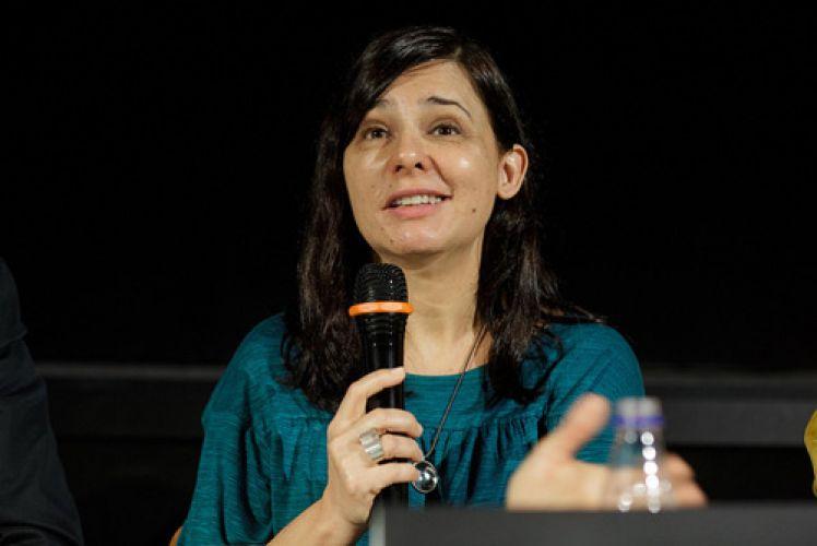 Espaço Itaú de Cinema – Augusta 3  /  Renata de Almeida, diretora da Mostra