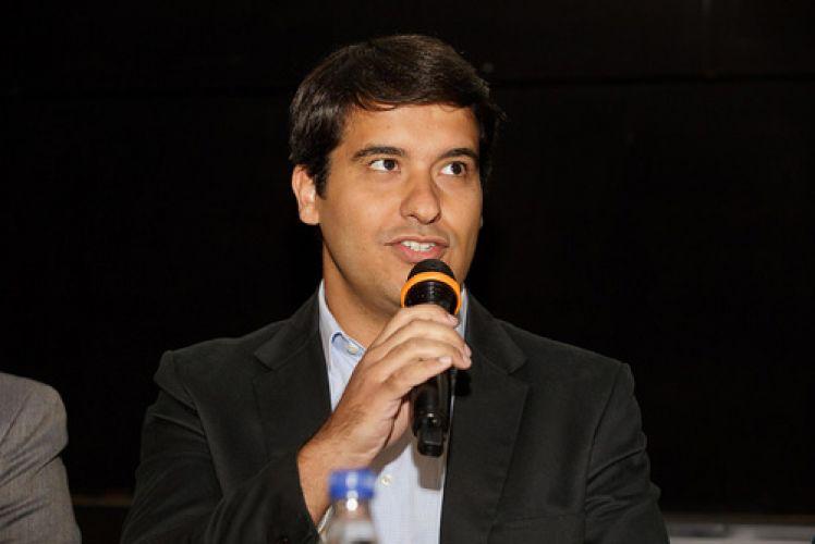 Espaço Itaú de Cinema – Augusta 3  /  Rodrigo Diullas, Gerente Setorial de Atendimento Regional São Paulo e Sul da Petrobras