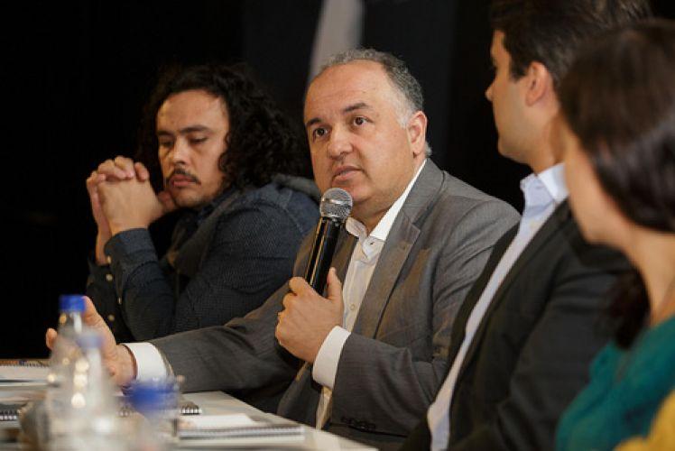 Espaço Itaú de Cinema – Augusta 3  /  Representante da Secretaria da Cultura do Estado de São Paulo, Romildo Campelo – Secretário Adjunto