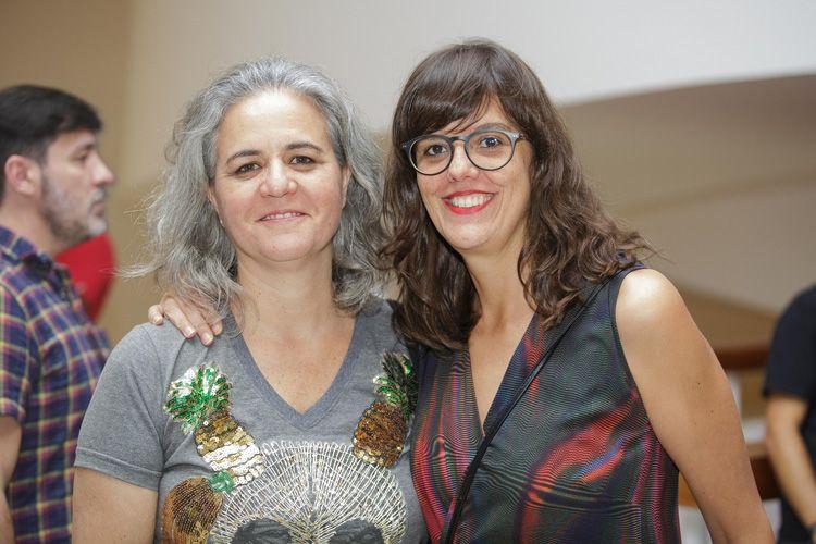 Heloísa Passos e Tina Hardy (cineastas)