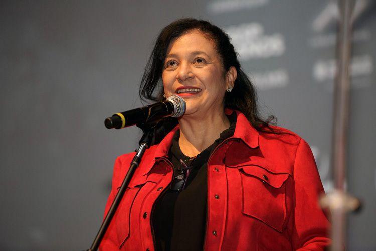 Rosana Paulo da Cunha  (Gerente de Ação Cultural do Sesc São Paulo)