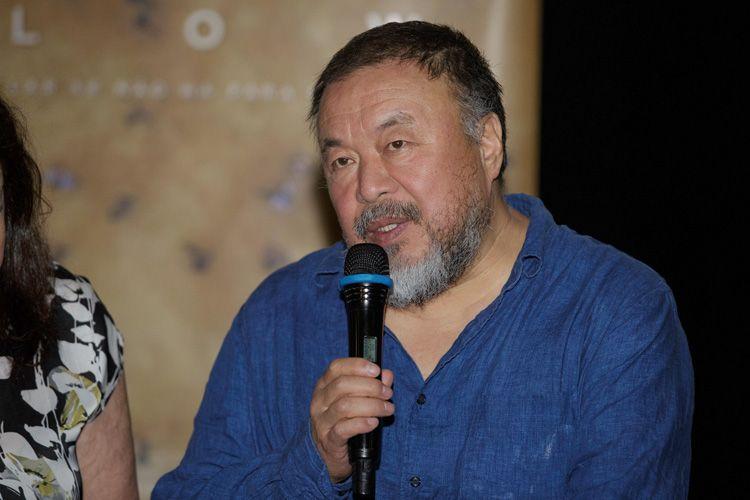 Cinearte 1 / Debate com o diretor Ai Weiwei após a sessão de seu filme Human Flow
