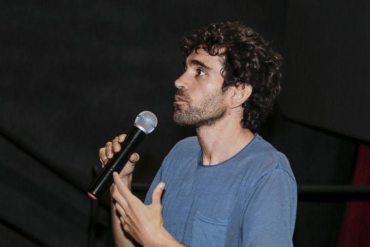 Reserva Cultural 2 / O diretor Adrián Orr apresenta seu filme Niñato