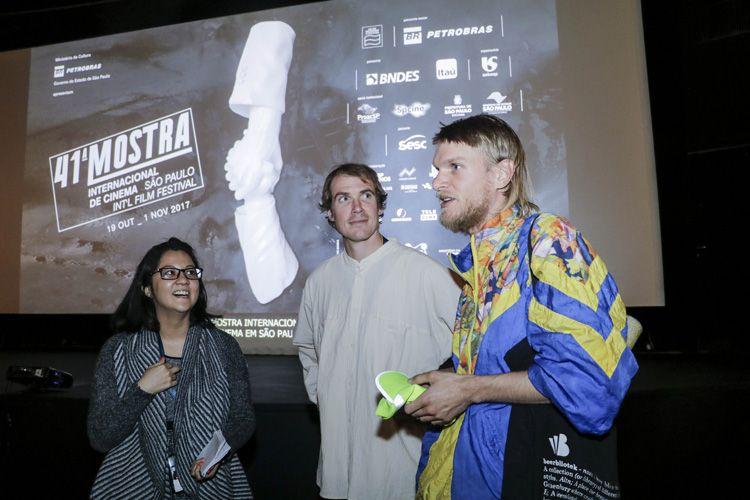 Espaço Itaú de Cinema – Augusta 1 / Gustav Ågerstrand (diretor de fotografia) e Kim Ekberg (diretor) apresentam o filme O Vento Sopra Onde Quer