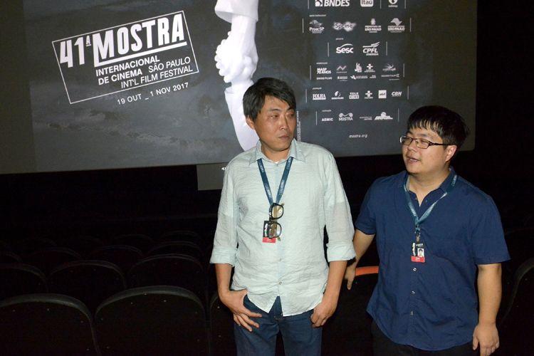 Espaço Itaú de Cinema – Frei Caneca 5 / Lai Kuo-Na (diretor) e Albert Yao (produtor) apresentam o filme Um Peixe Fora d´Água