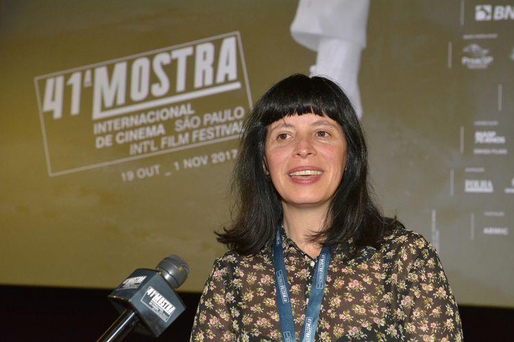 Espaço Itaú de Cinema – Frei Caneca 6 / Luz Ruciello, diretora de Um Cinema em Concreto, apresenta seu filme