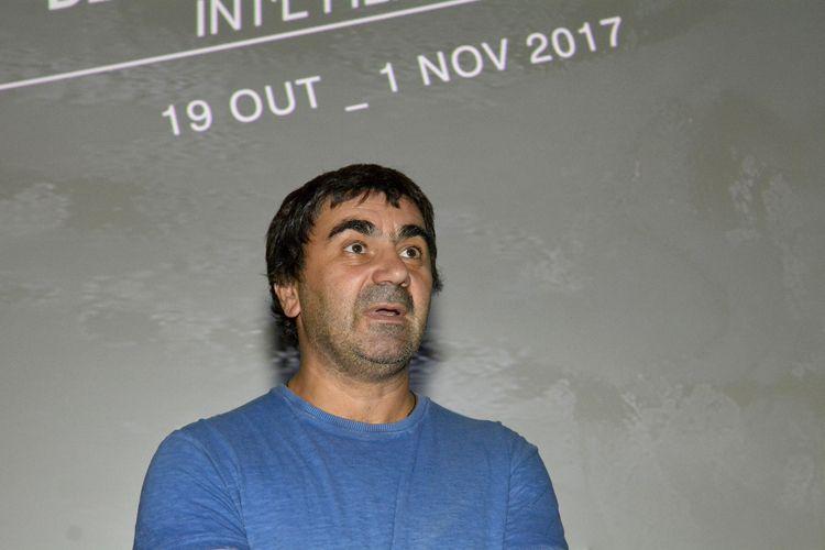Espaço Itaú de Cinema – Frei Caneca 6 / George Ovashvili, diretor do filme Khibula, presente na sessão
