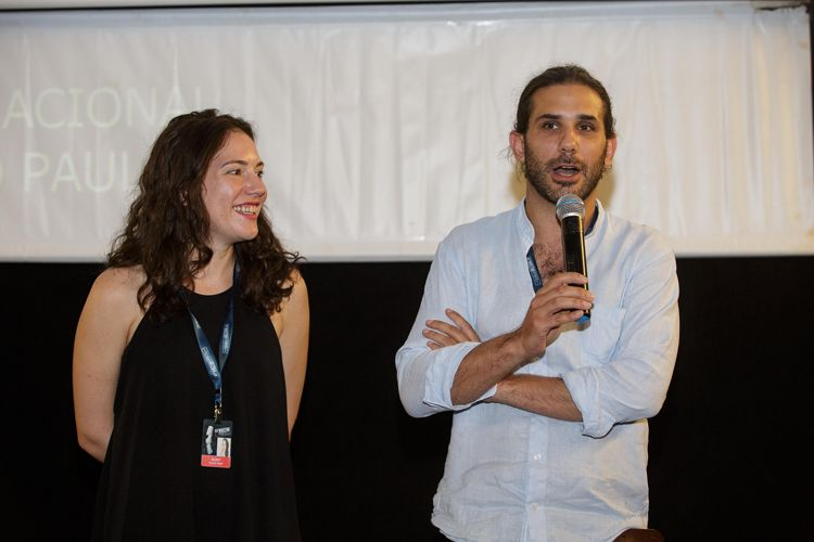 Cine Caixa Belas Artes 3 / O diretor Yvann Yagchi e a montadora Aurora Vögeli apresentam o filme Acta Non Verba