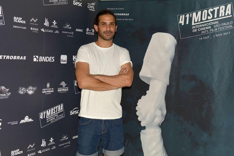 Yvann Yagchi, diretor do filme Acta Non Verba