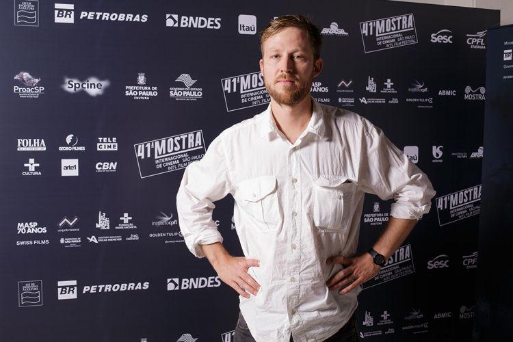 Cyril Schaublin, diretor do filme Aqueles que Estão Bem