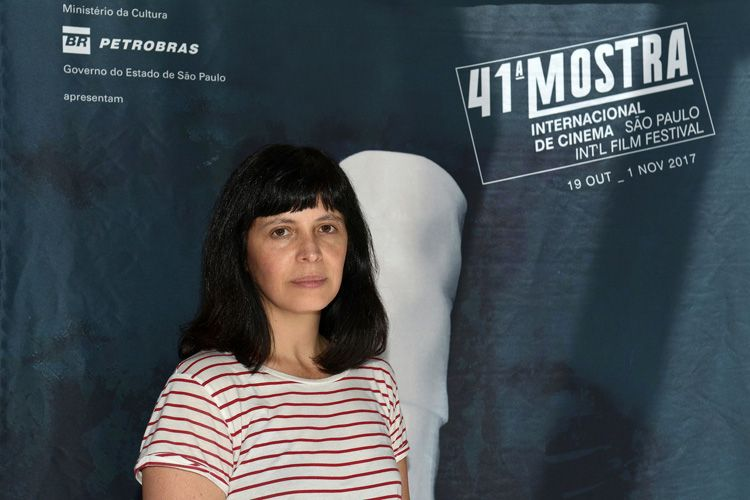 Luz Ruciello, diretora de Um Cinema em Concreto