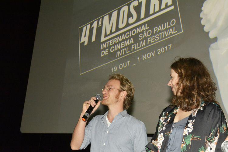 Espaço Itaú de Cinema - Frei Caneca 3 / Maxmiliam Schlehuber (codiretor) e Beatrice Segoliini (diretora) apresentam seu filme As Boas Intenções