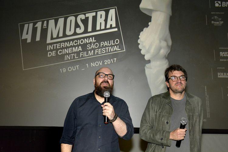 Espaço Itaú de Cinema - Frei Caneca 1 / Felipe Hirsch (diretor) e Rodrigo Teixeira (produtor) apresentam o filme Severina
