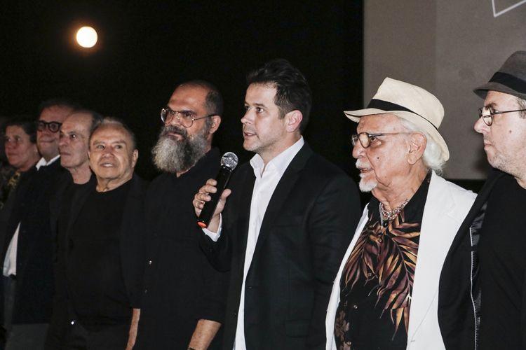 Espaço Itaú de Cinema - Augusta 1 / Murilo Benício (diretor e ator) e sua equipe, apresentam a sessão de Beijo no Asfalto, de
