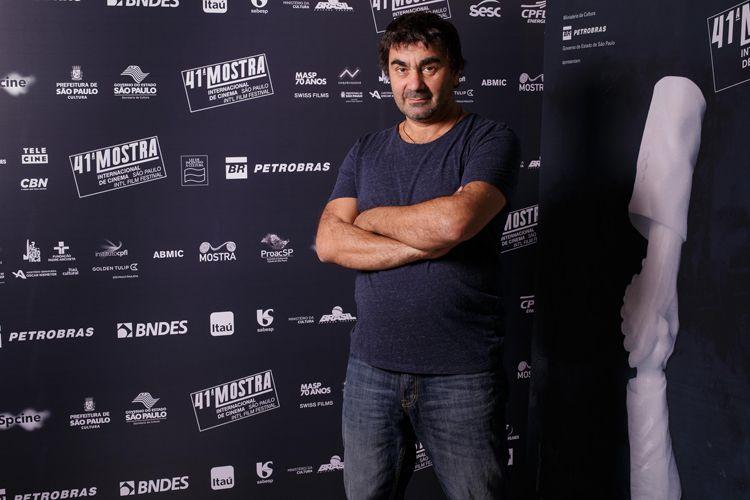George Ovashvili, diretor do filme Khibula