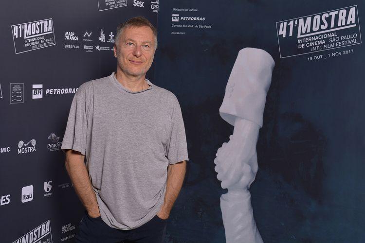 Milcho Manchevski, diretor dos filmes Bikini Moon e O Fim do Tempo