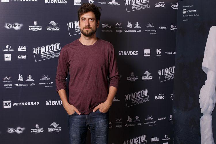 João Dumans, diretor do filme Arábia