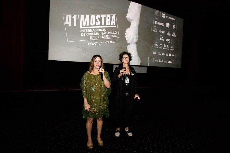 Cinearte 1 / Joana Mariani e Paula Trabulsi, diretoras de A Imagem da Tolerância, apresentam seu filme