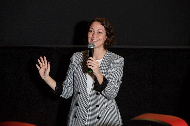 Cine Caixa Belas Artes 3 / Catalina Mesa apresenta seu filme Jericó, o Infinito Voo dos Dias