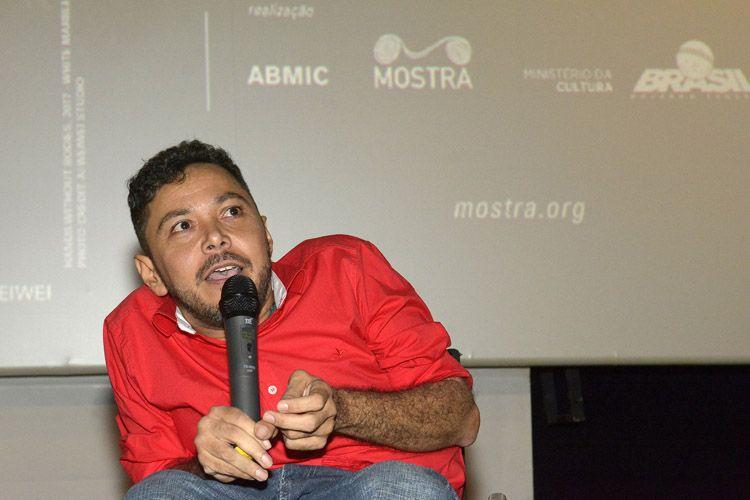 Espaço Itaú de Cinema - Frei Caneca 2 / Jeorge Pereira (diretor) apresenta seu filme Organismo